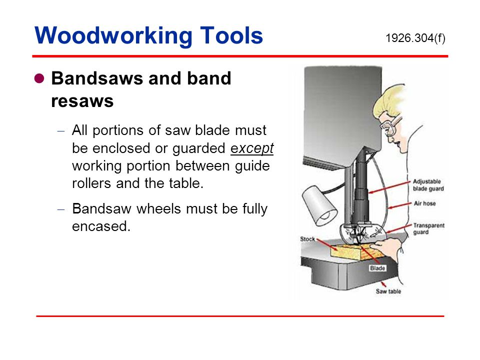 Woodworking Tools Bandsaws and band resaws