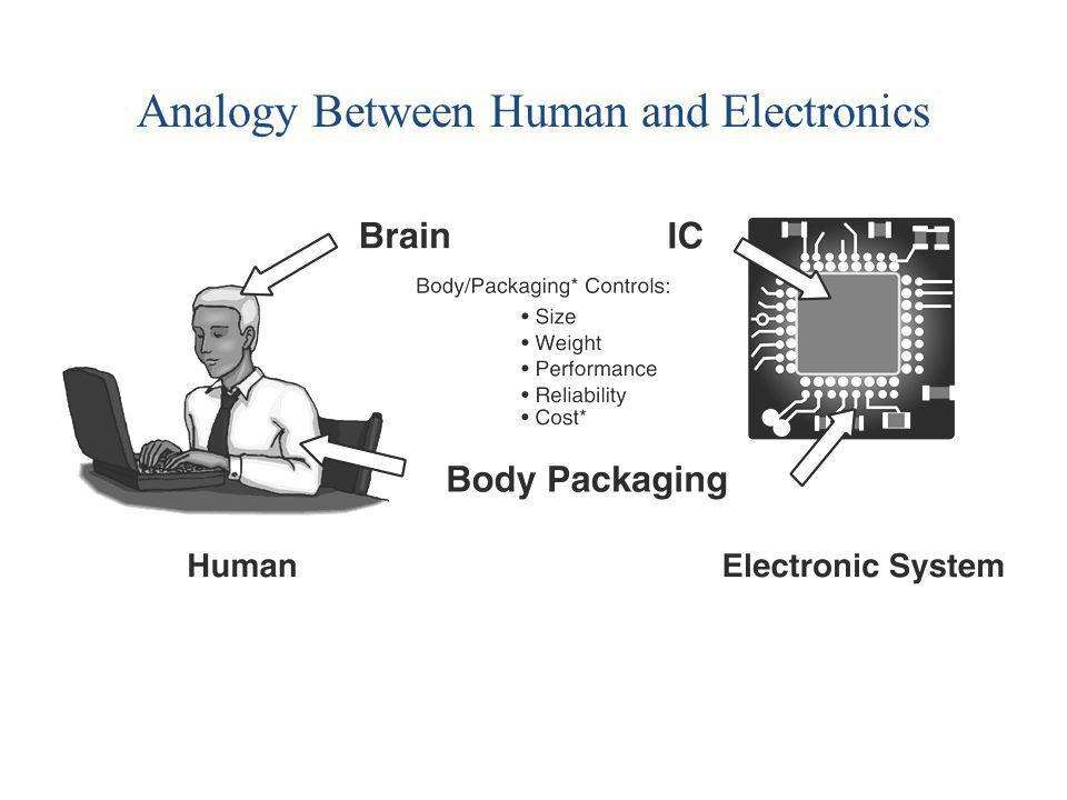 Analogy Between Human and Electronics