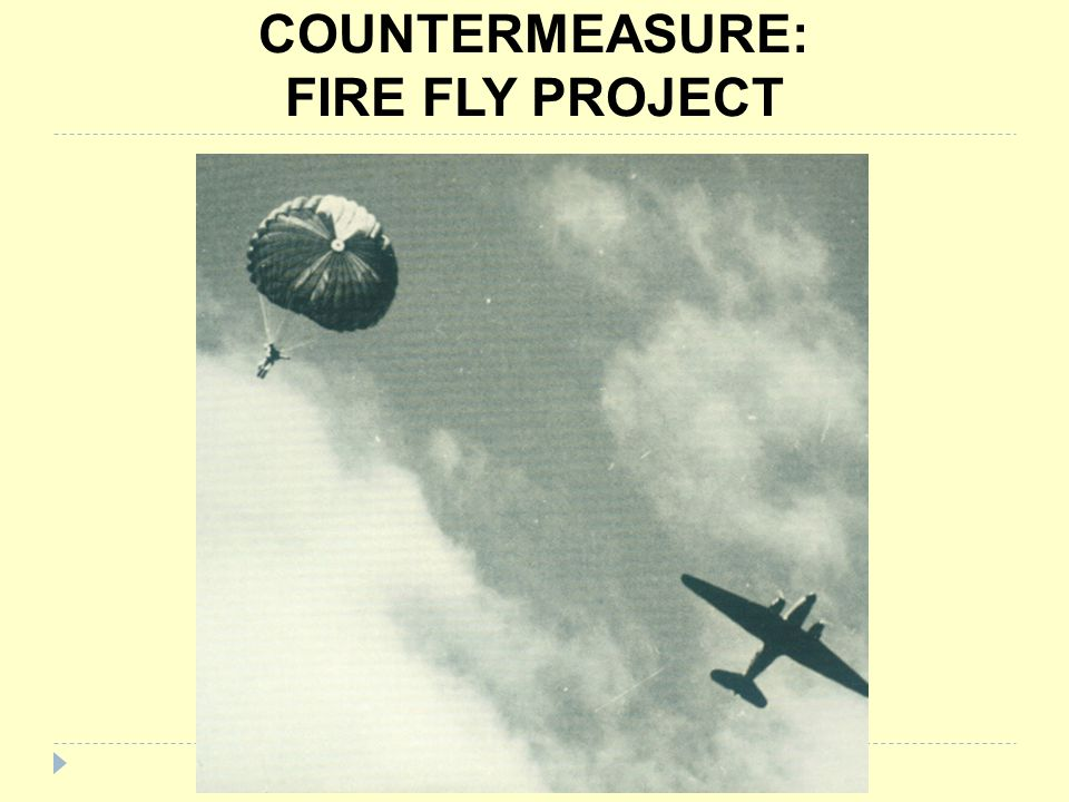 COUNTERMEASURE: FIRE FLY PROJECT