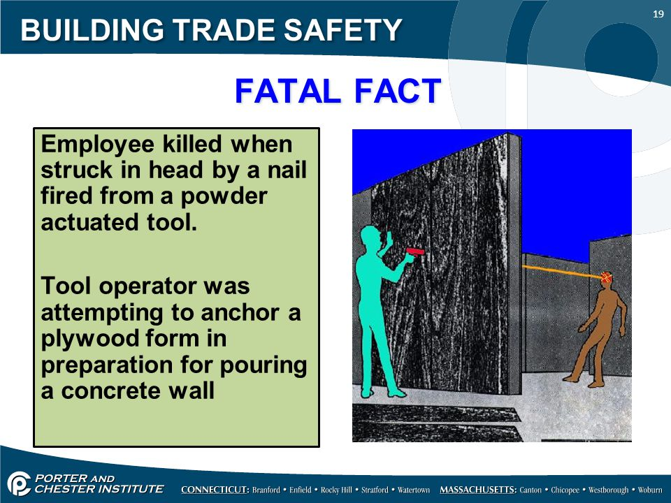 FATAL FACT BUILDING TRADE SAFETY