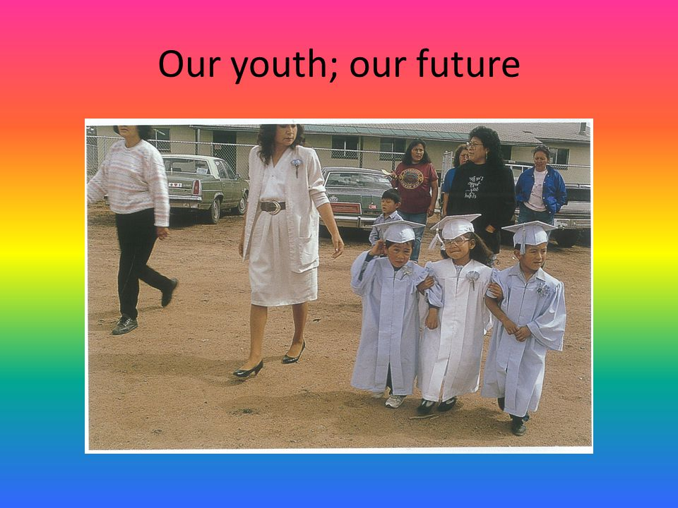 Our youth; our future