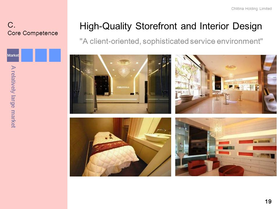 High-Quality Storefront and Interior Design