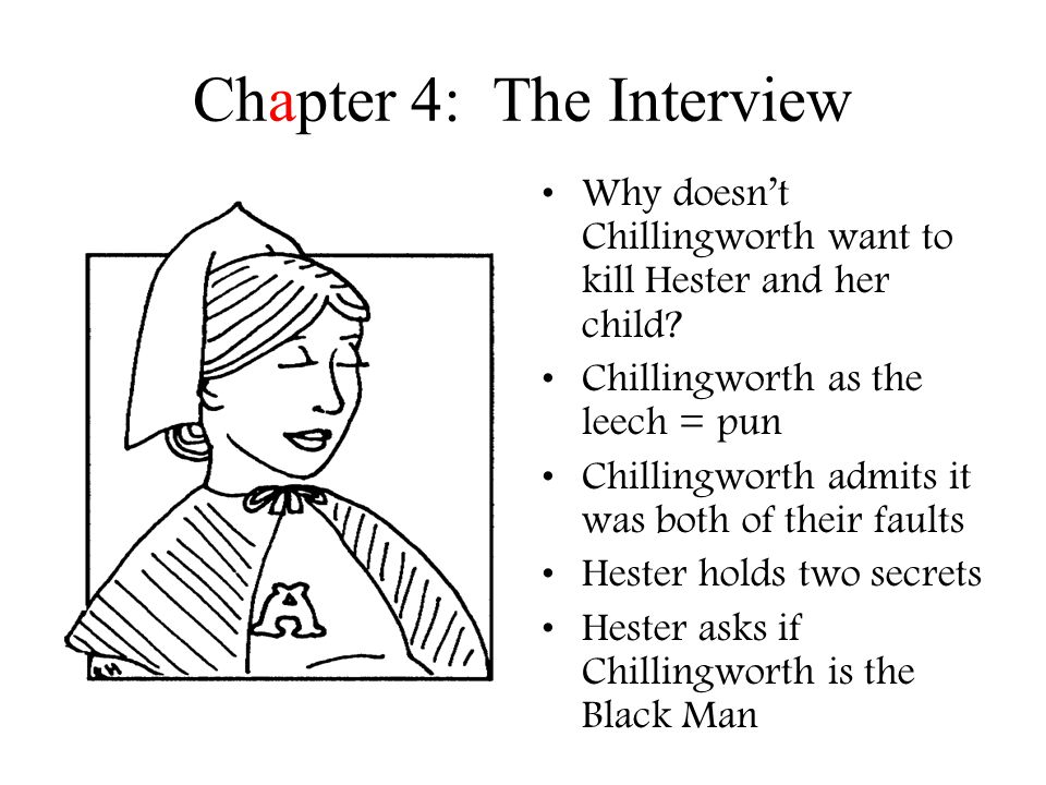 Chapter 4: The Interview