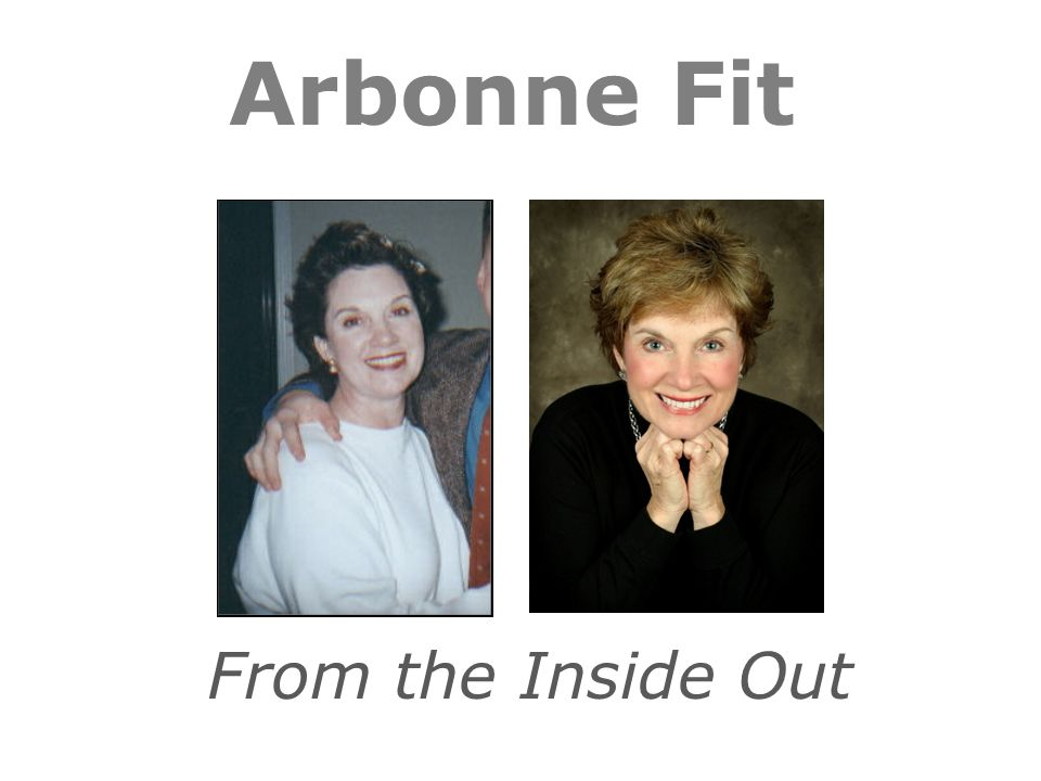 Arbonne Fit From the Inside Out