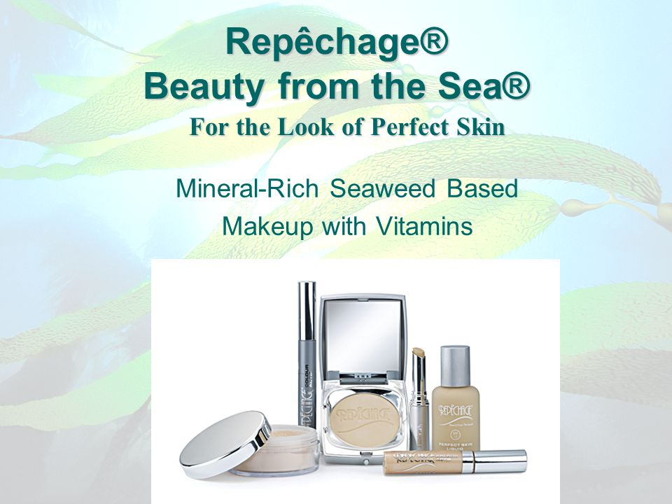 Repêchage® Beauty from the Sea®