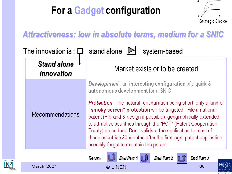 For a Gadget configuration