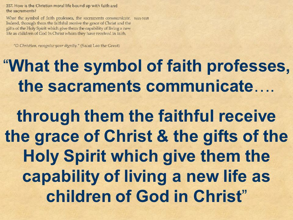 Part Three Life In Christ Ppt Download