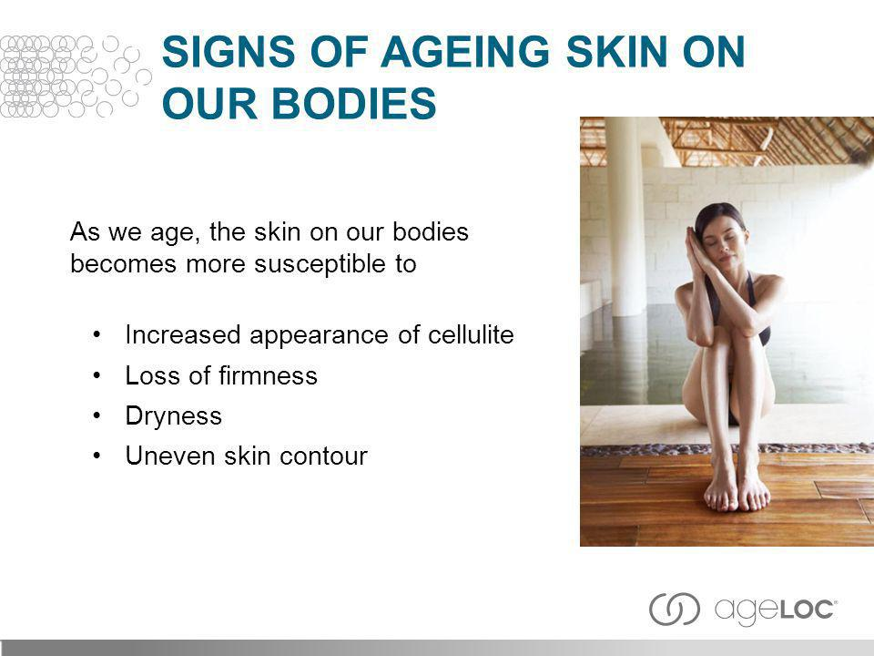Signs of AgEing Skin on Our Bodies