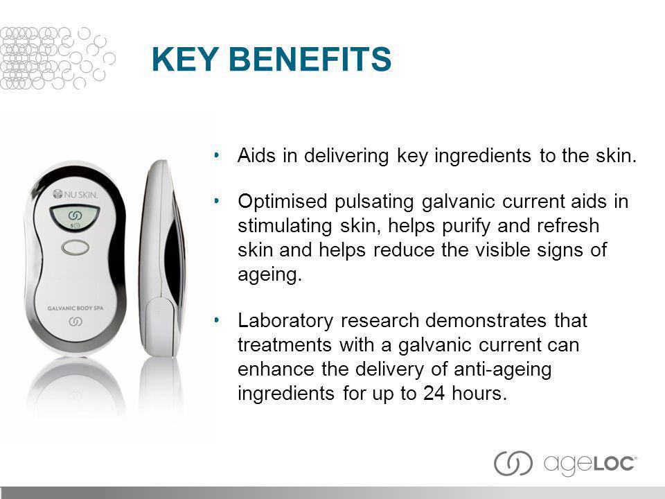 Key Benefits Aids in delivering key ingredients to the skin.