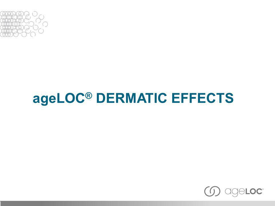 ageLOC® dermatic effects