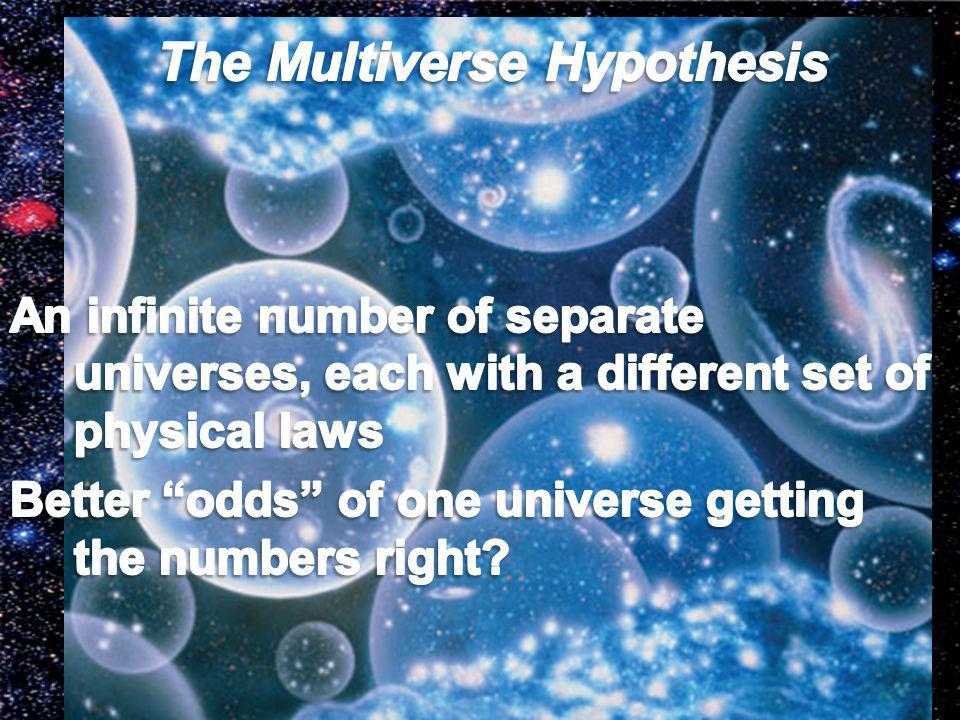 The Multiverse Hypothesis