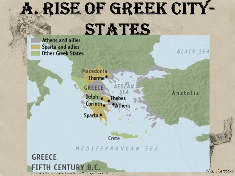 A. Rise of Greek City-States