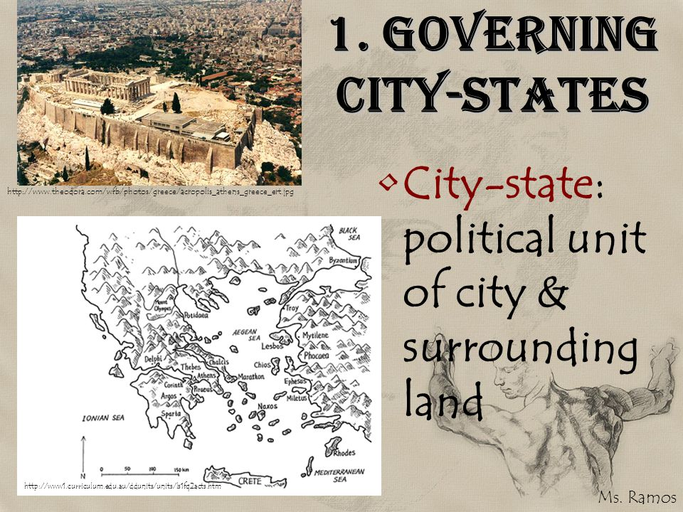 1. Governing City-states