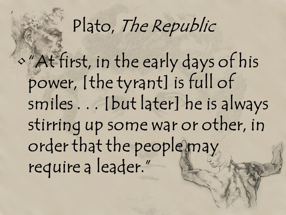 Plato, The Republic