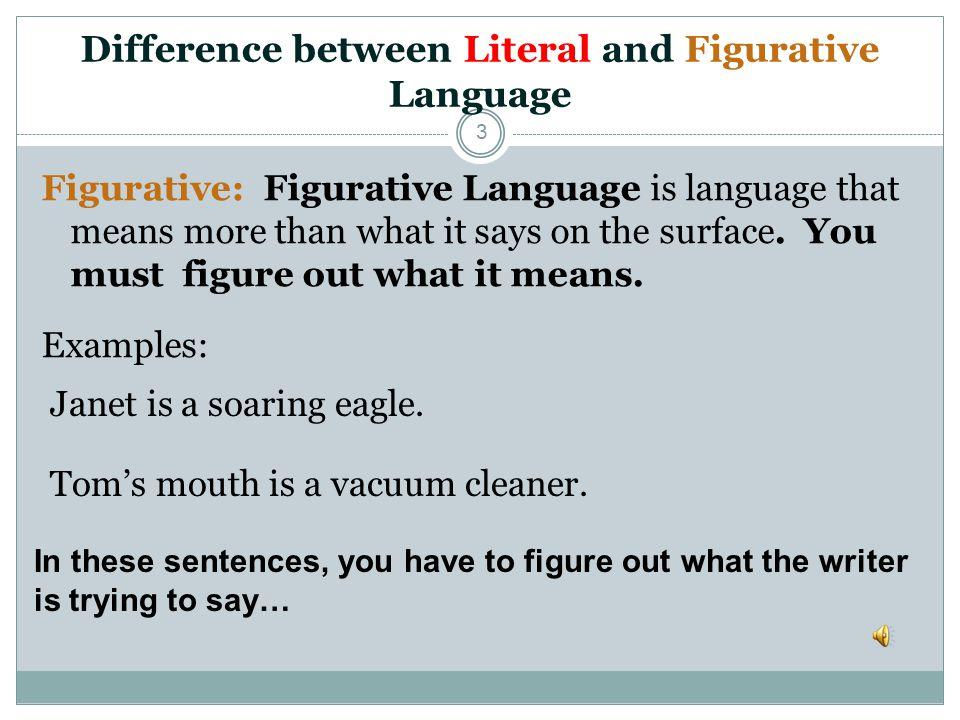Figurative Language Part 1 Grade 6 Ppt Video Online Download