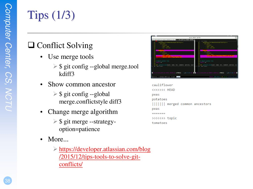 Version Control System - Git - ppt download