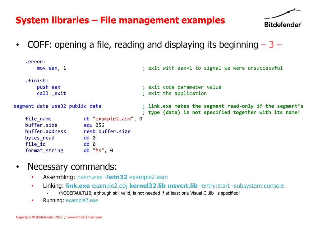 Multi-modules programming - ppt download
