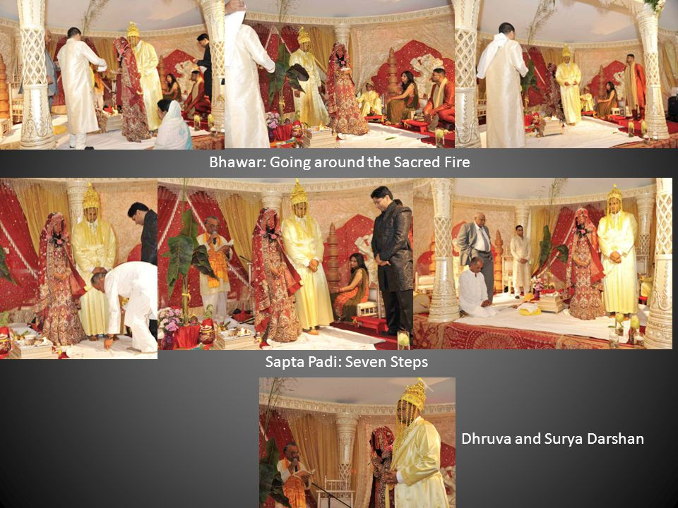 Bhawar: Going around the Sacred Fire