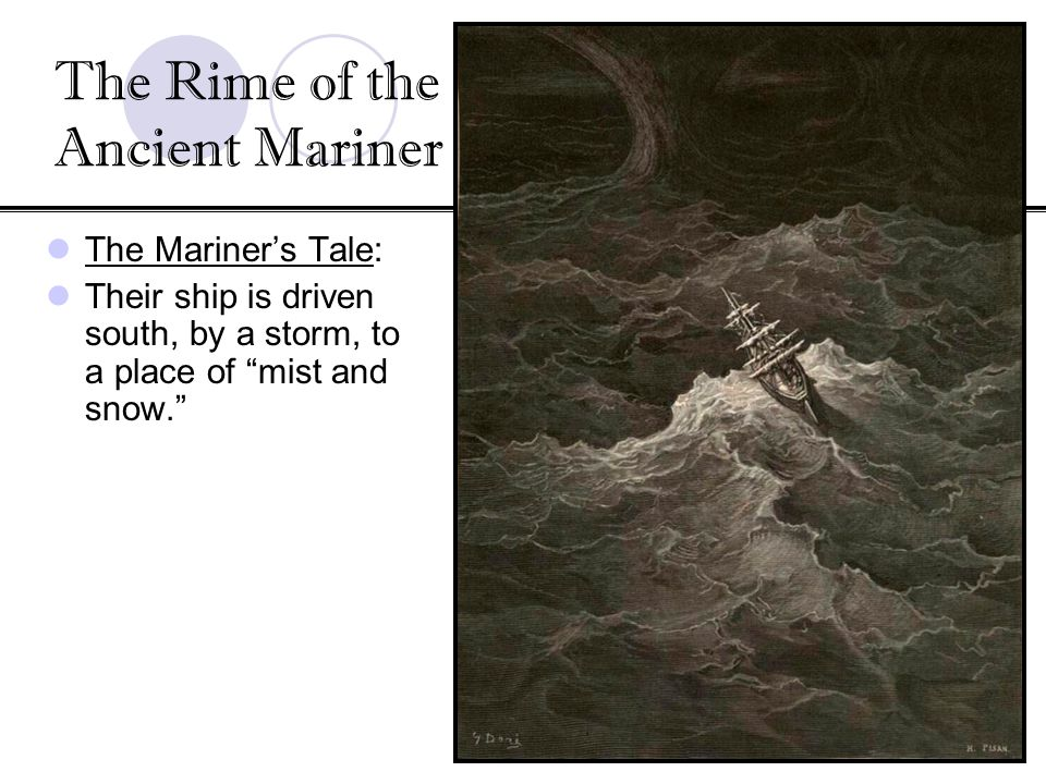 tale of the ancient mariner