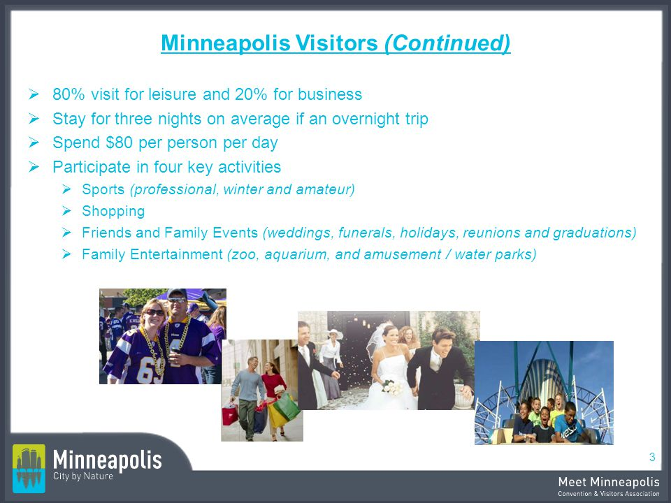 Minneapolis Visitors (Continued)