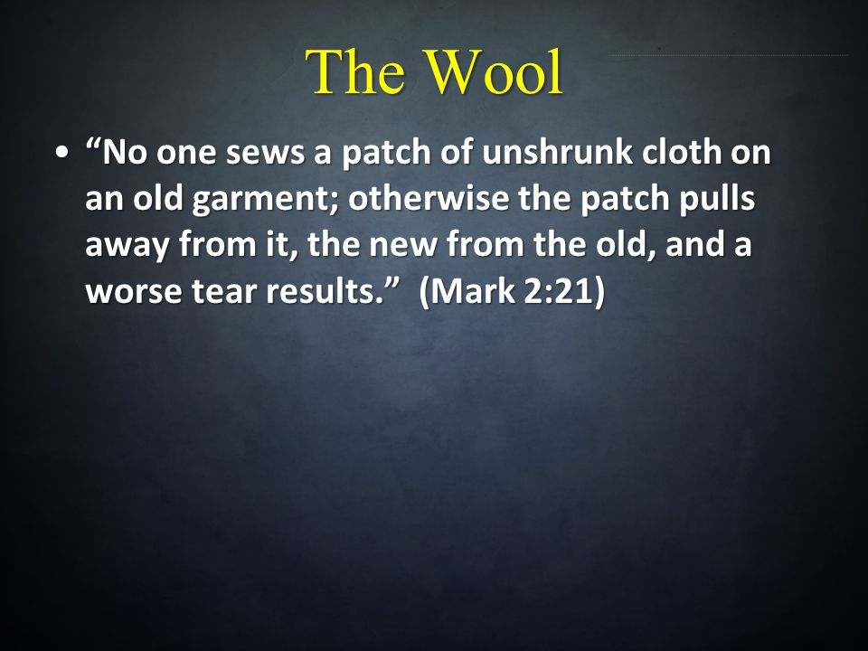 The Wool