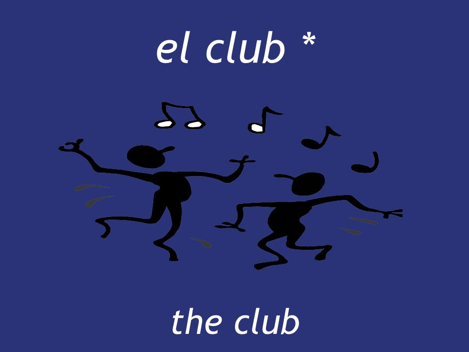 el club * the club