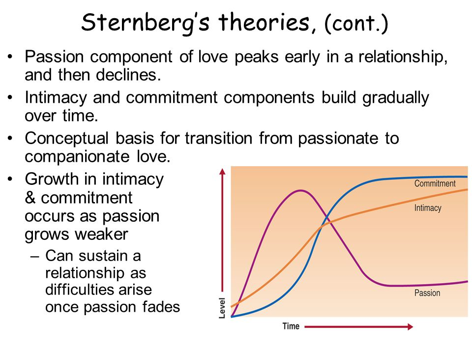 Sternberg's theories, (cont.)