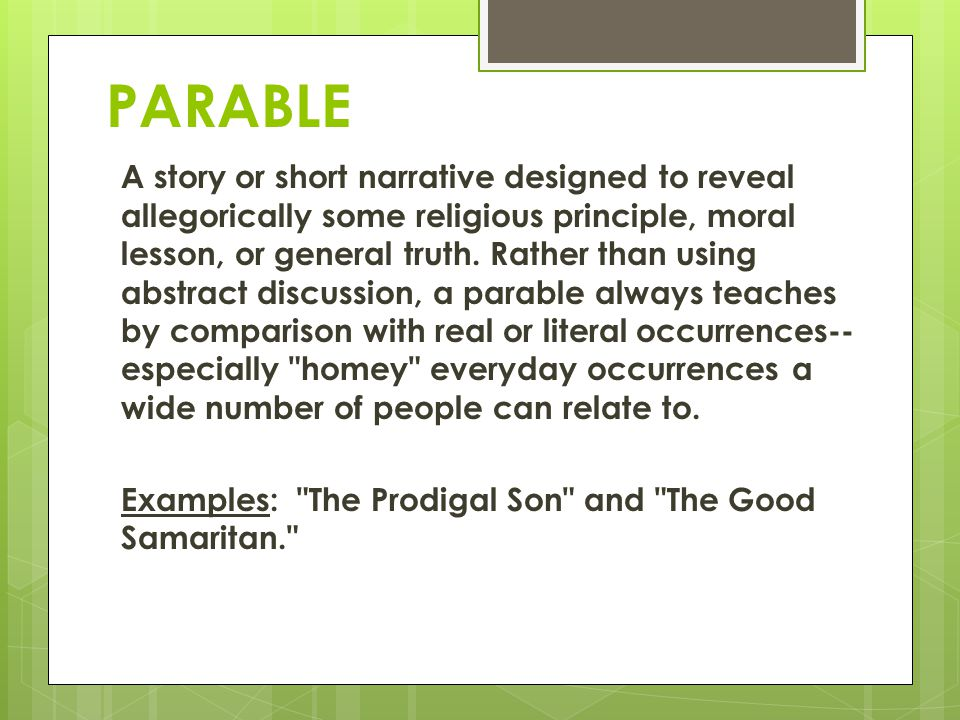Short story with moral lesson examples.