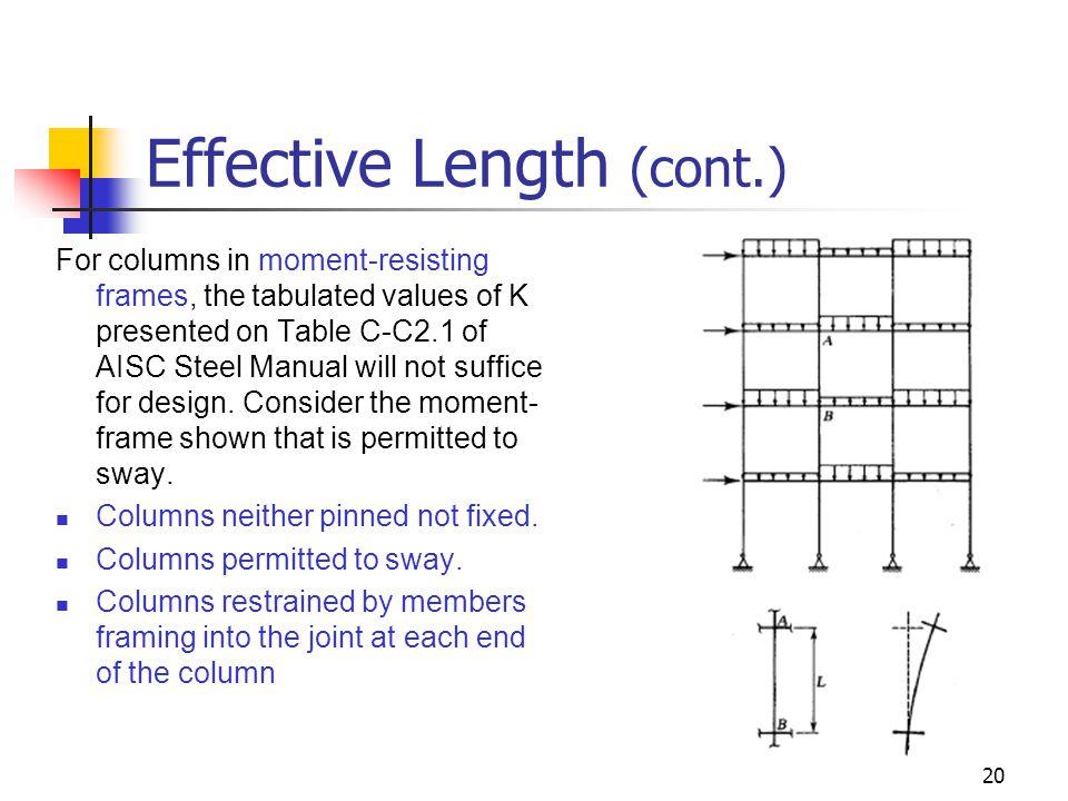 ENCE 455 Design of Steel Structures - ppt video online download