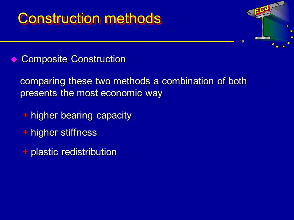 Construction methods Composite Construction