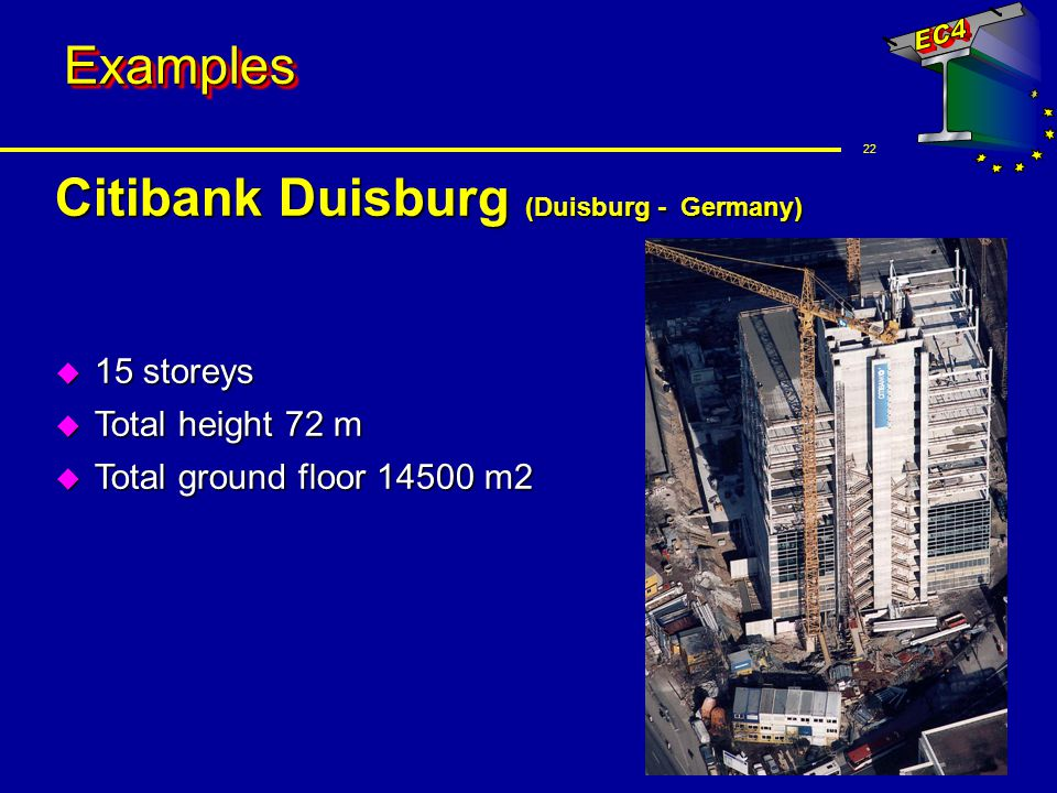 Citibank Duisburg (Duisburg - Germany)