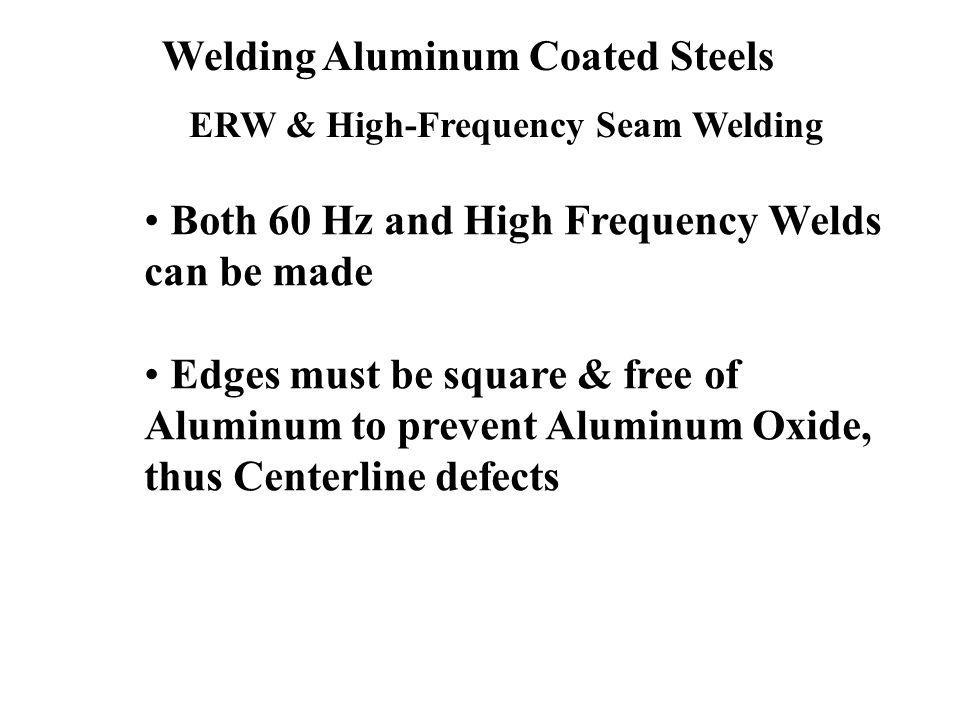 ERW & High-Frequency Seam Welding