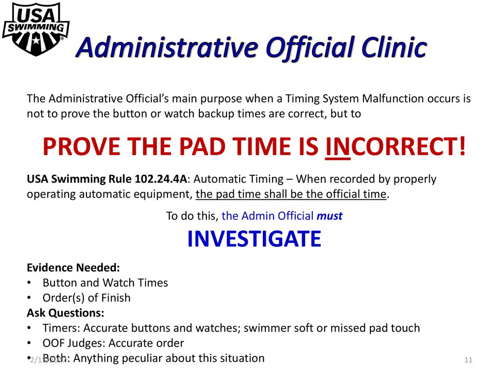 Administrative Official Clinic - ppt download