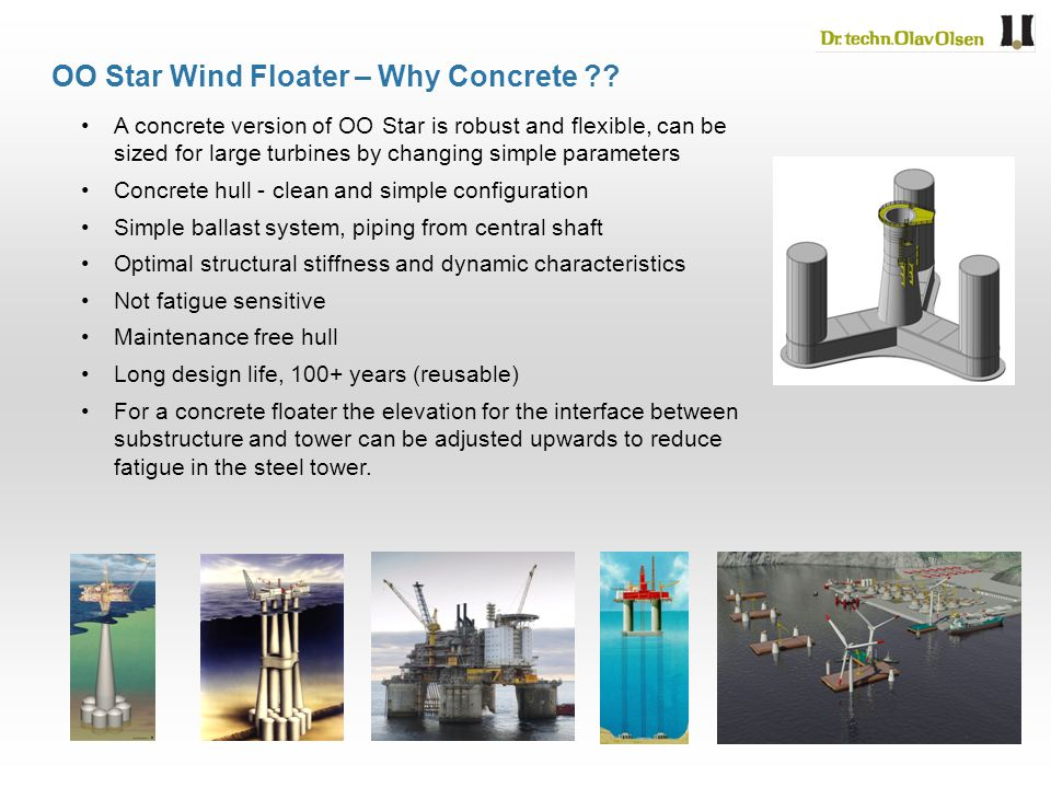 OO Star Wind Floater – Why Concrete