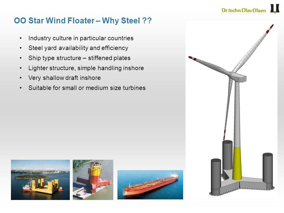 OO Star Wind Floater – Why Steel