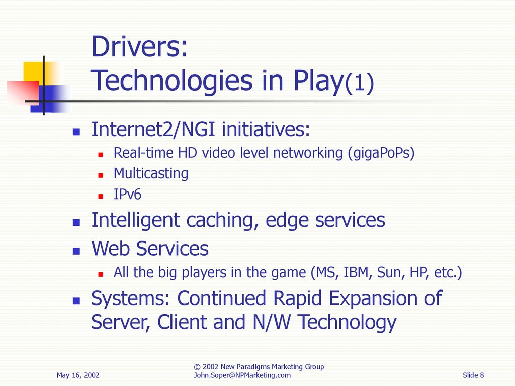 The Next Wave of the Internet - ppt download