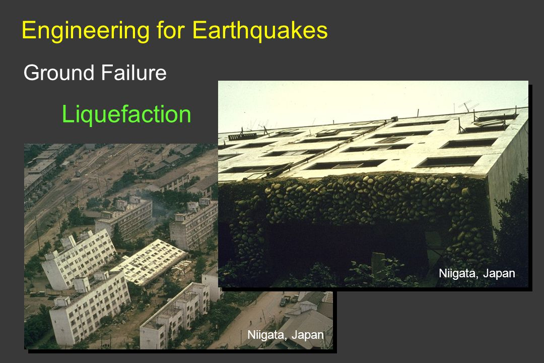 Engineering for Earthquakes