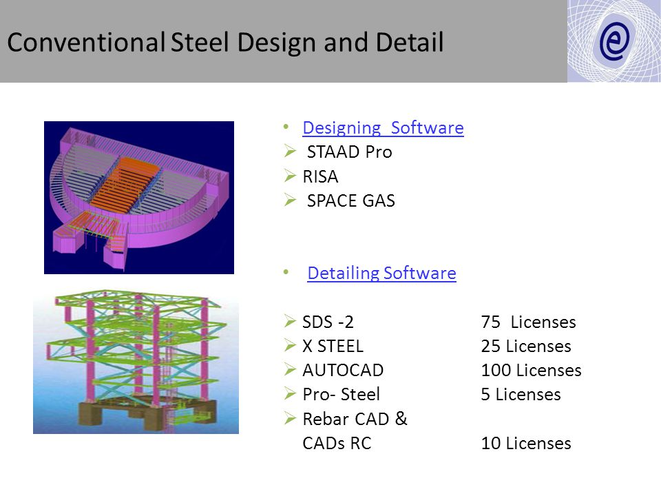 Conventional Steel Design and Detail