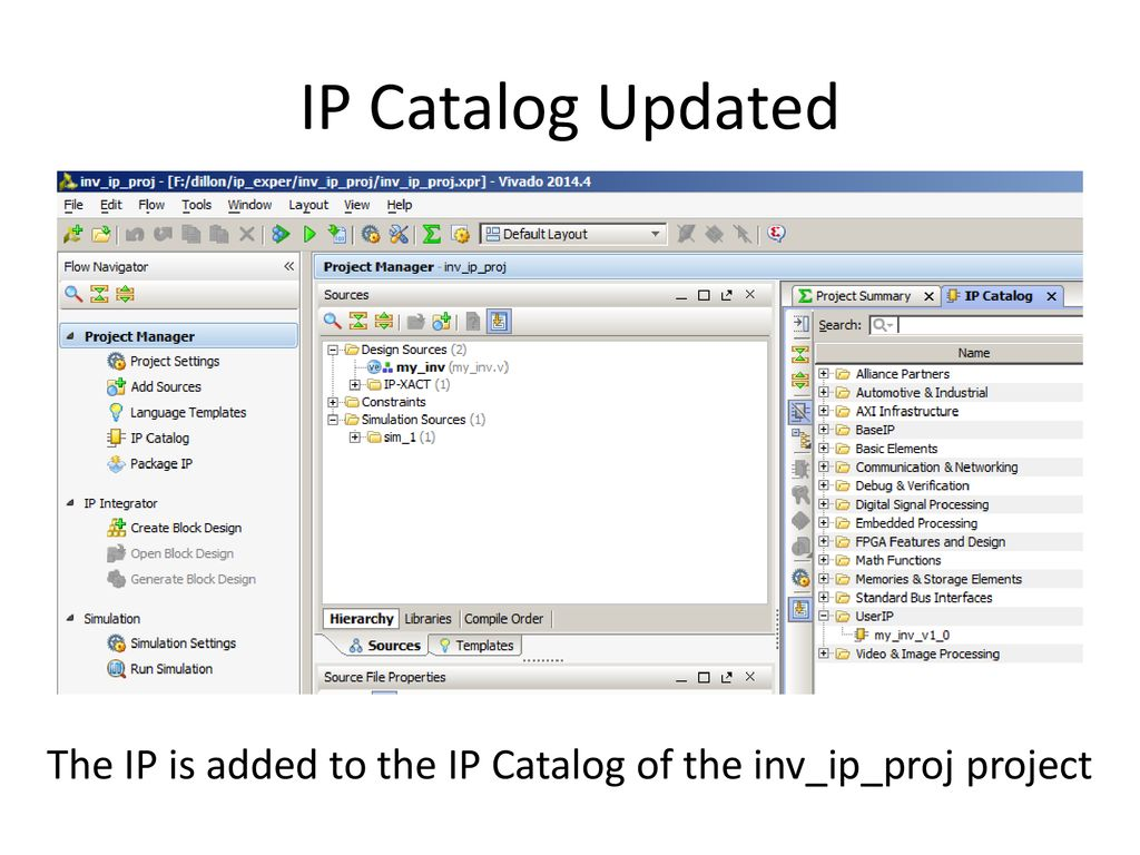 Creating IP  - ppt download