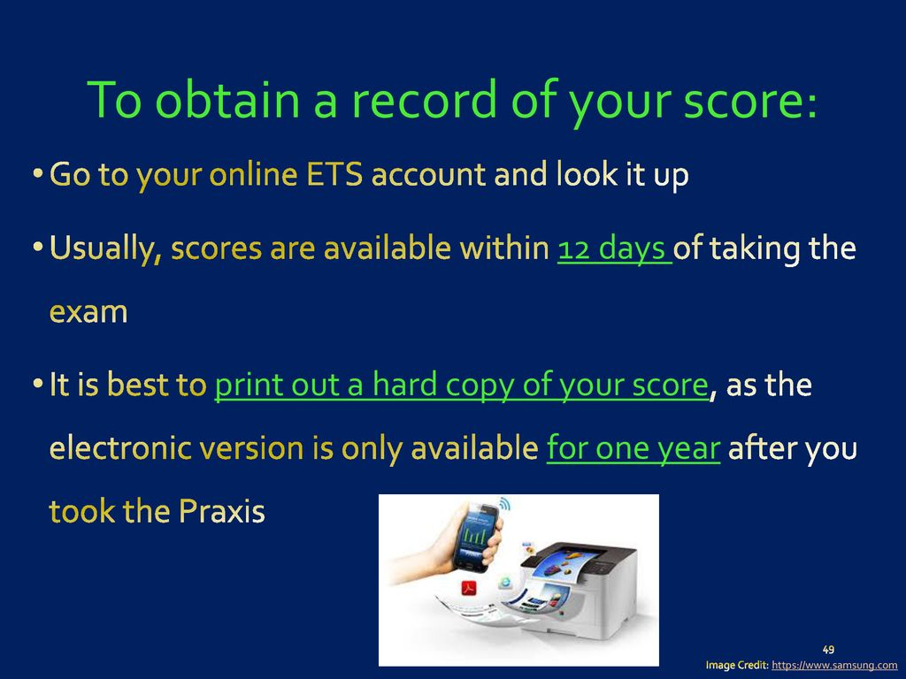Help! I Need to Pass the Praxis the First Time! - ppt download
