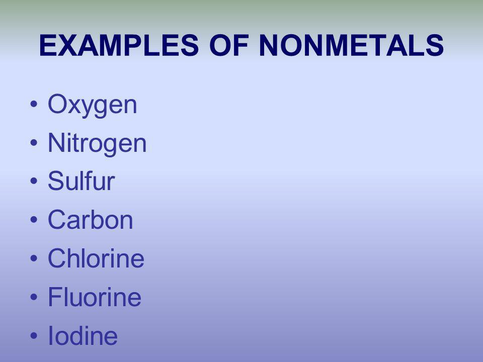 Metals Nonmetals Metalloids Amp Noble Gases Ppt Video