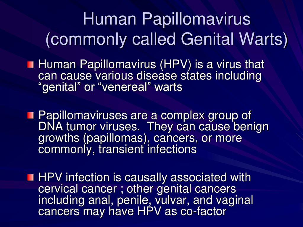 Infectia cu virusul papiloma uman (HPV) | apois.ro