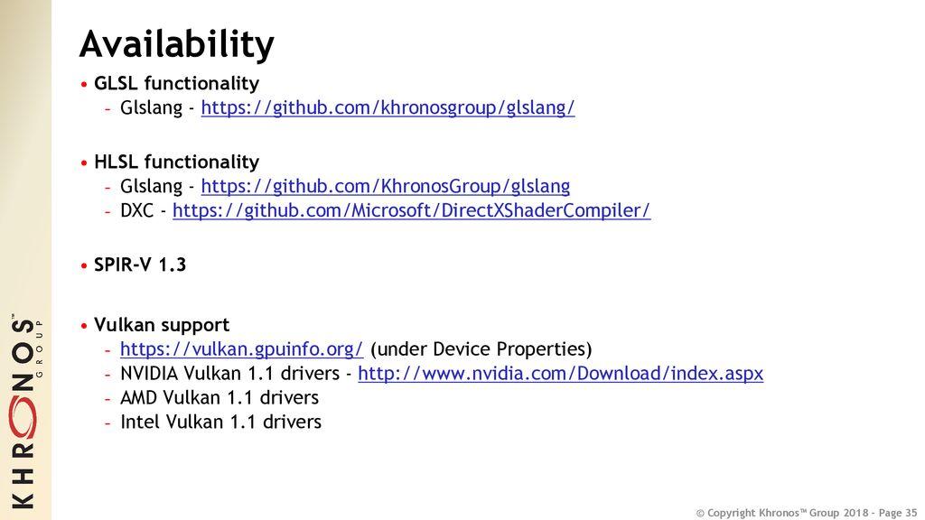 Nuno Subtil Vulkan Subgroups Nuno Subtil - ppt download