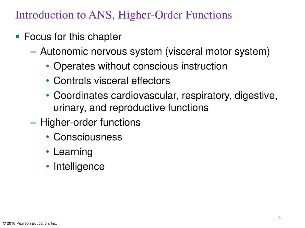 Introduction to ANS, Higher-Order Functions
