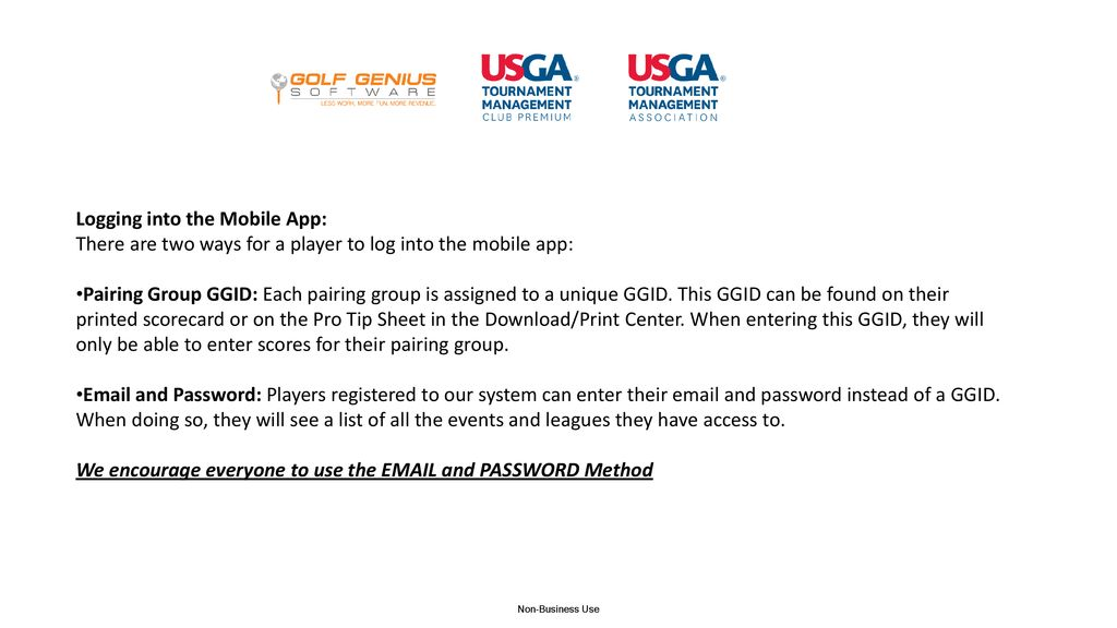 Downloading the Mobile App: - ppt download