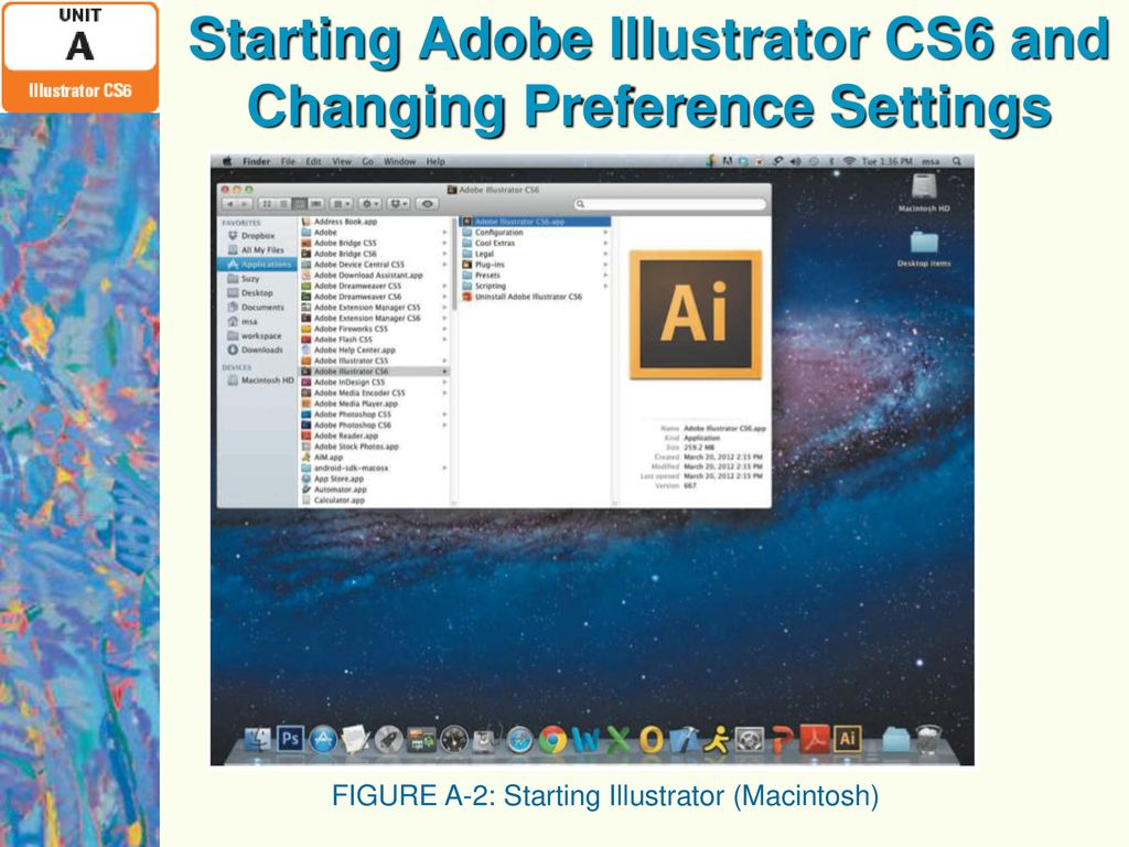 Getting Started with Adobe Illustrator CS6 - ppt download