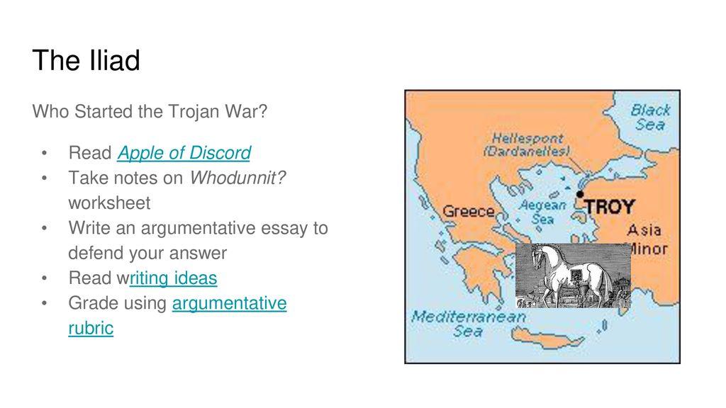 Mythology Lesson Plans  - ppt download