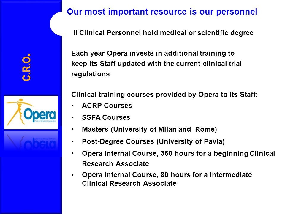 Contract Research Organization - ppt video online download