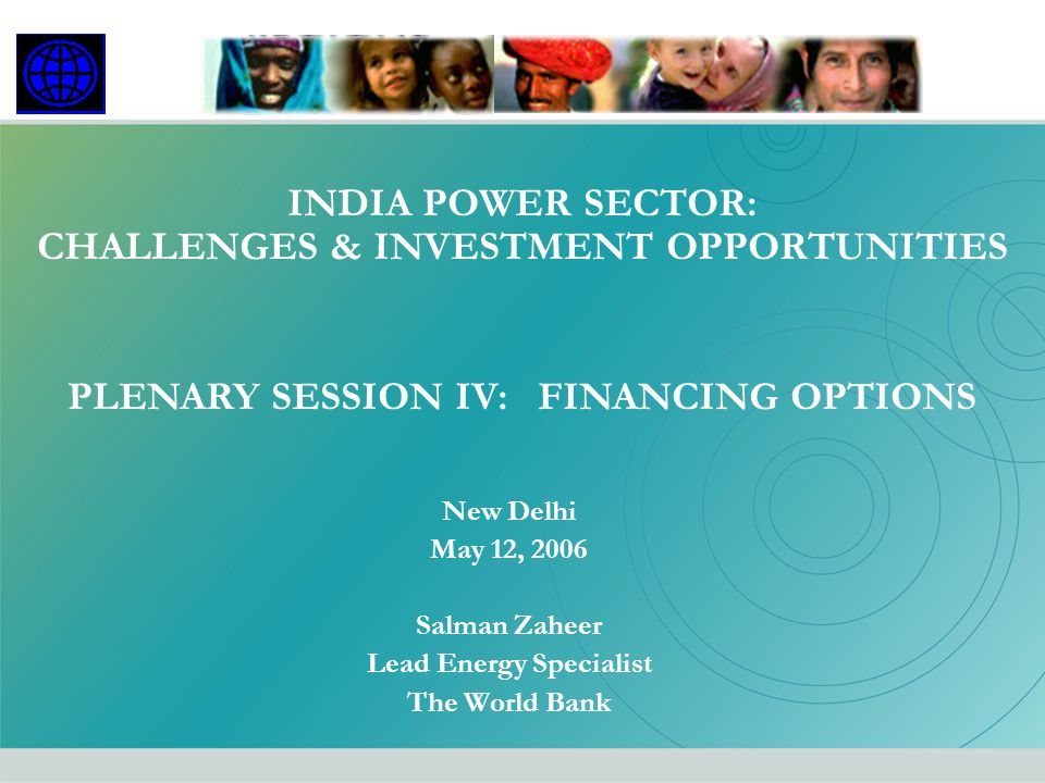 INDIA POWER SECTOR: CHALLENGES & INVESTMENT OPPORTUNITIES