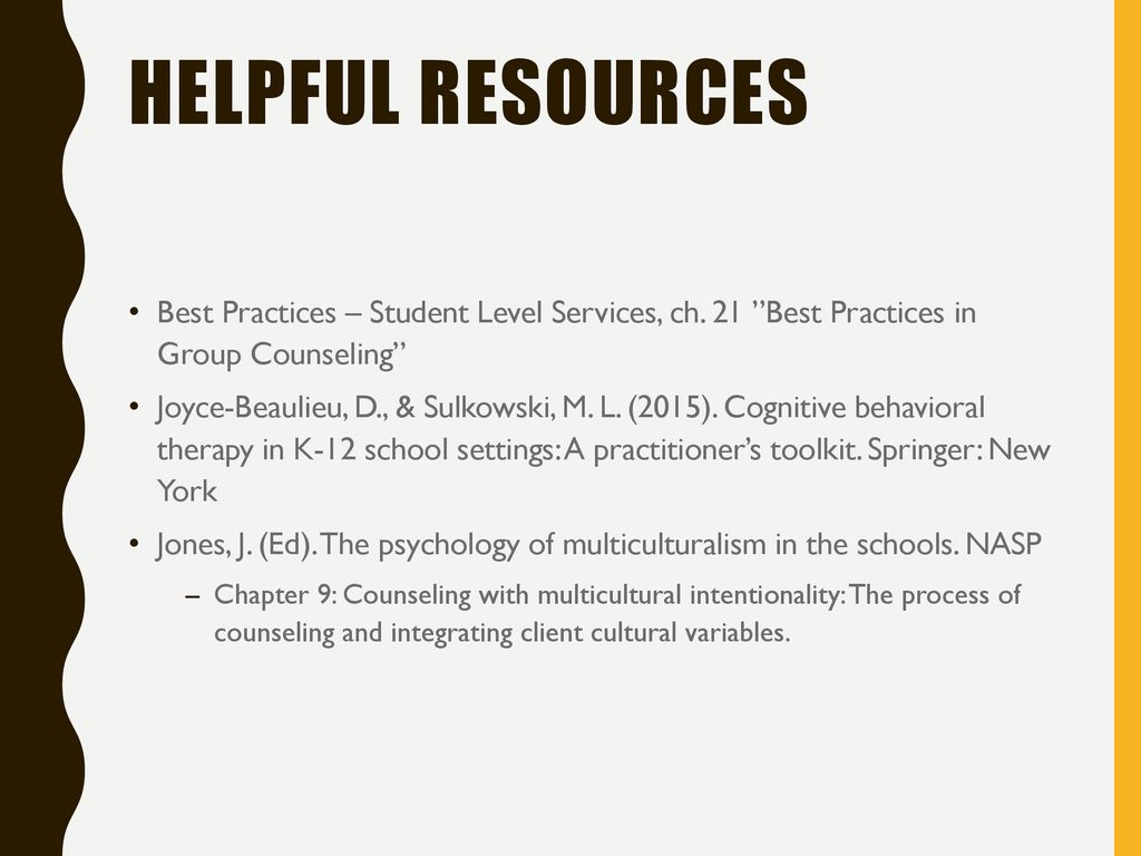 cognitive behavioral therapy in k12 school settings a practitioners toolkit
